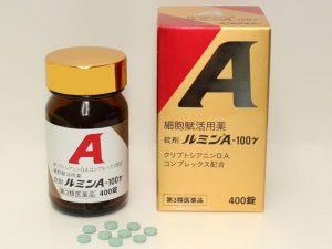 錠剤ルミンA-100γ